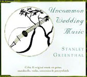 Uncommon Wedding Music